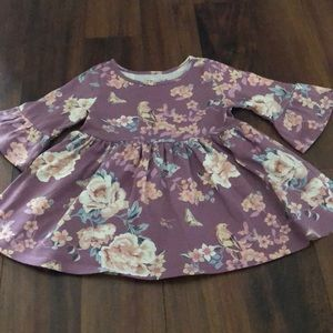 🍁🍁Children's Place floral flare dress🍁🍁